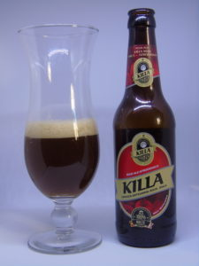 Cerveza Artesanal Killa Roja Maca Normal